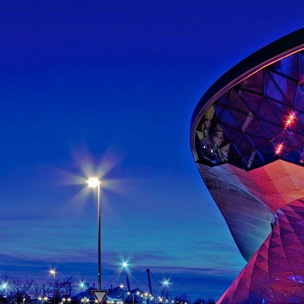 BMW World + Museum