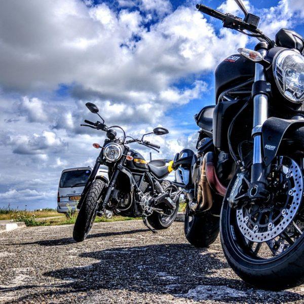 Die Motorrad-Saison ist eröffnet!