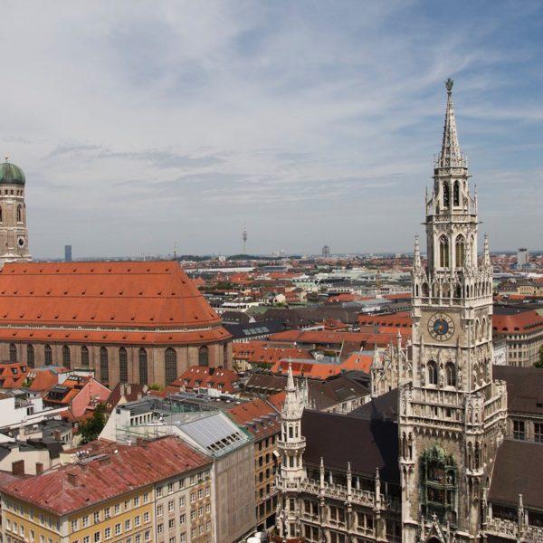 Münchens Top Lebensqualität durch Studie bestätigt