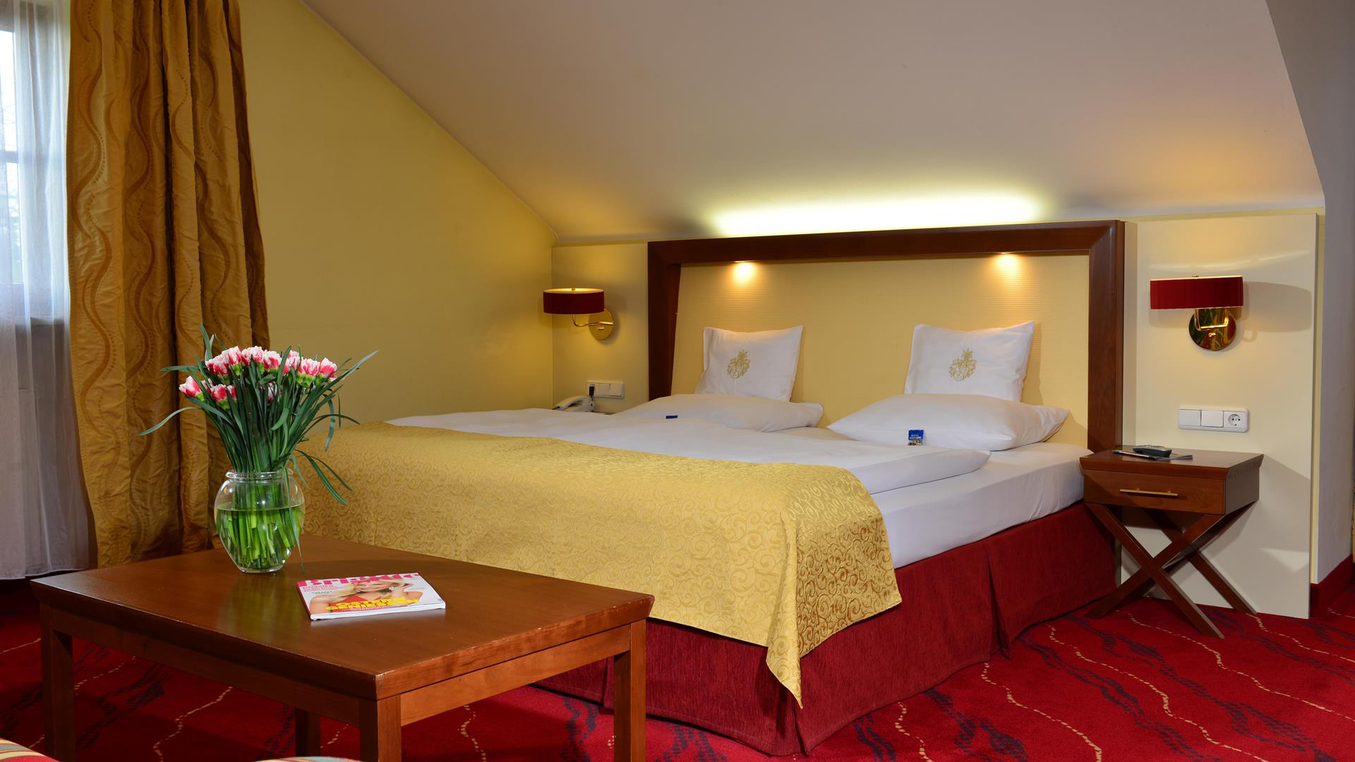 hotelsuite in m nchen ost 4 sterne hotel erb parsdorf. Black Bedroom Furniture Sets. Home Design Ideas