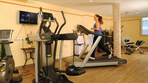 Fitness, Hotel, Erb Hotels, Hotel mit Fitness, München, Technogym Geräte