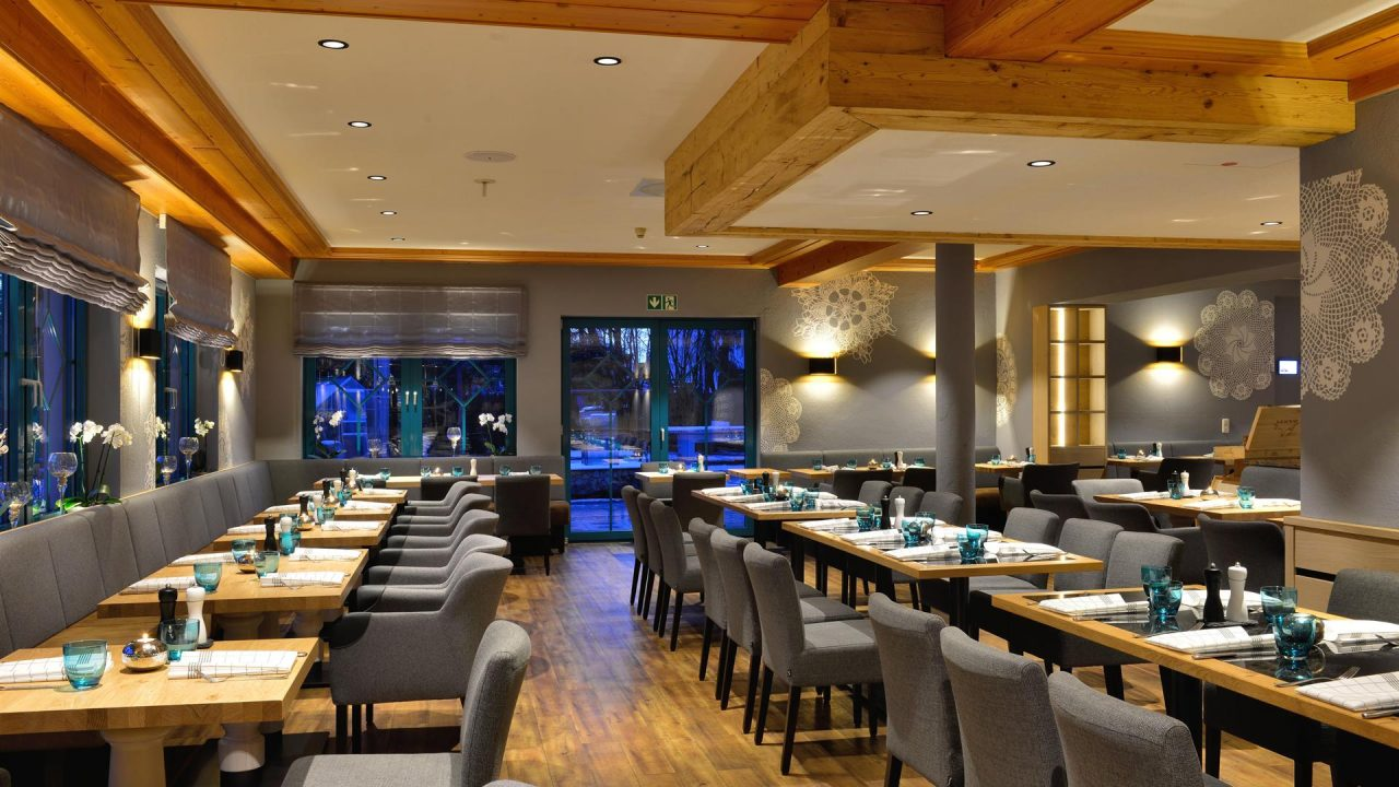 Münchner Restaurant Alm Grill im Erb Hotel Parsdorf