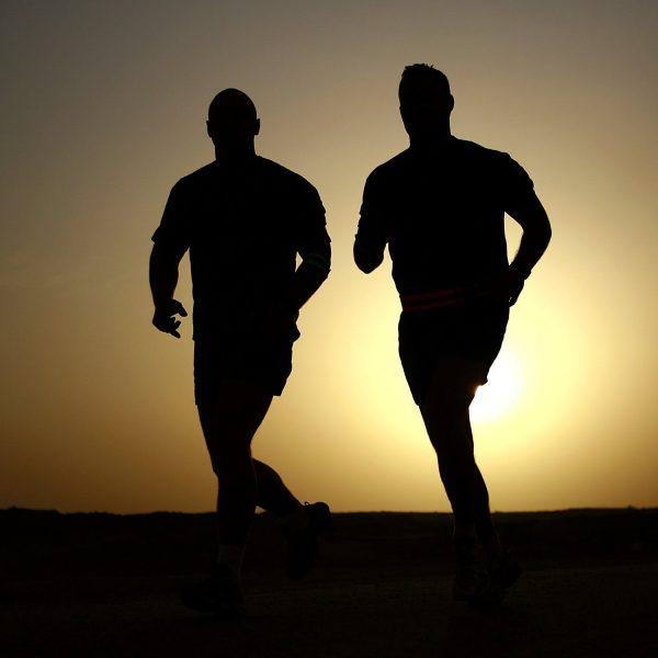 Jogger reisen besser – Laufen hilft bei Stress