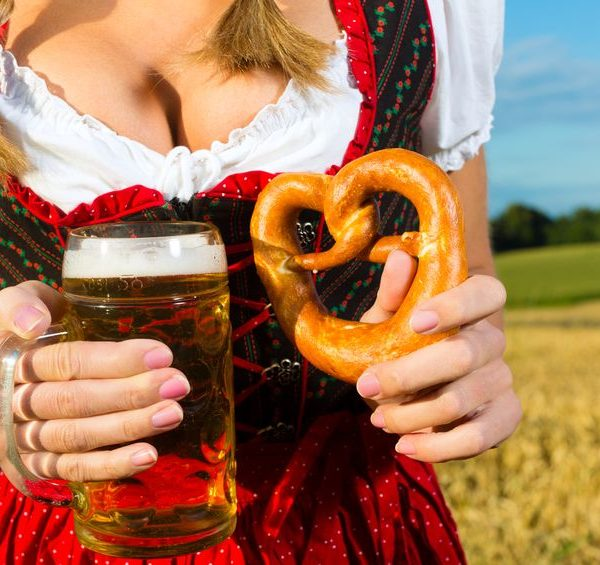 Oktoberfest in München – natürlich im passenden Outfit!