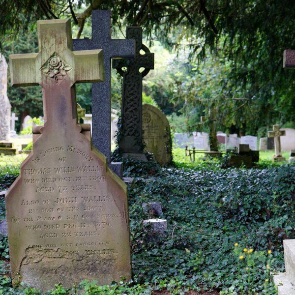 Ein Friedhof ist natürlich ein Ort des Gedenkens, aber nicht nur!