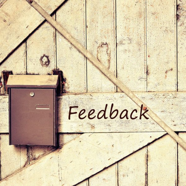 Tipps zum Feedback-Fragebogen nach der Tagung oder dem Seminar