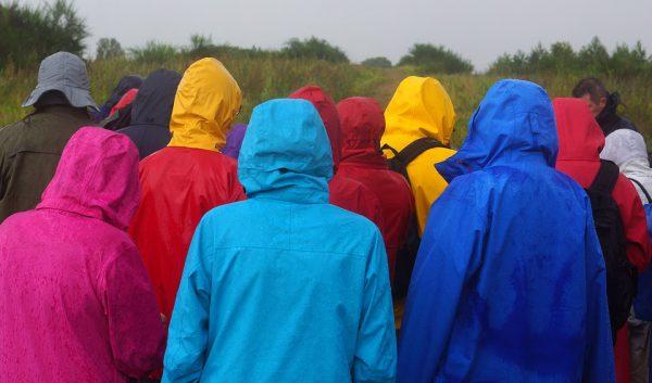 OpenAir bei Regen
