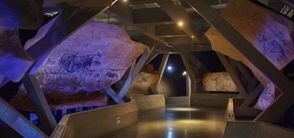 Lascaux Ausstellungsraum