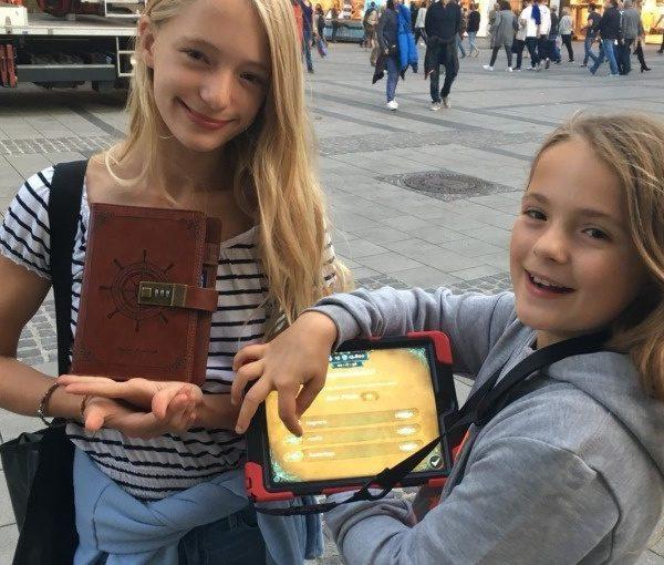 Interaktive Stadtführung in München für Kinder