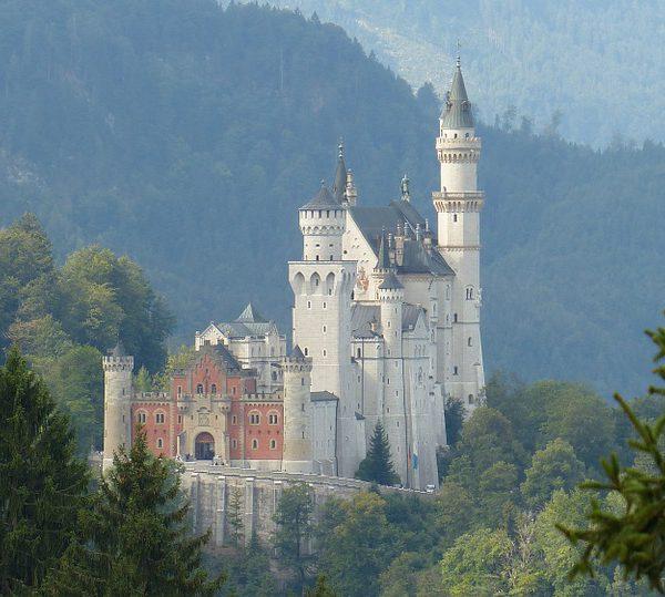 Erbs Tipp: Tagesausflug Schloss Neuschwanstein