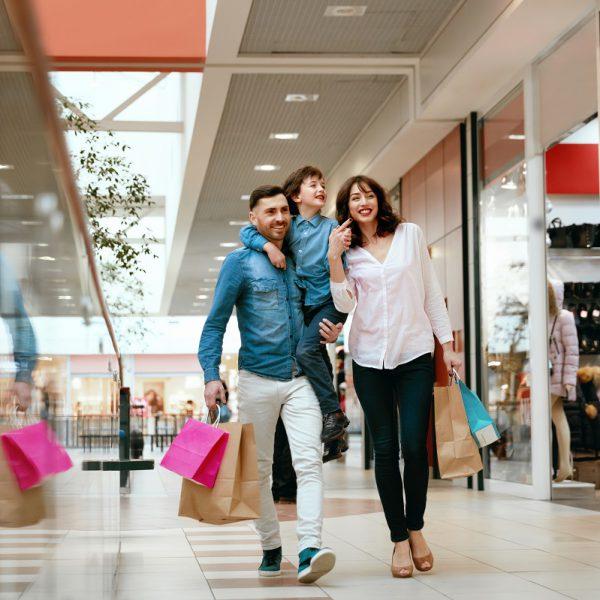 Shoppingtipp: Besuchen Sie die 'FÜNF HÖFE' in München