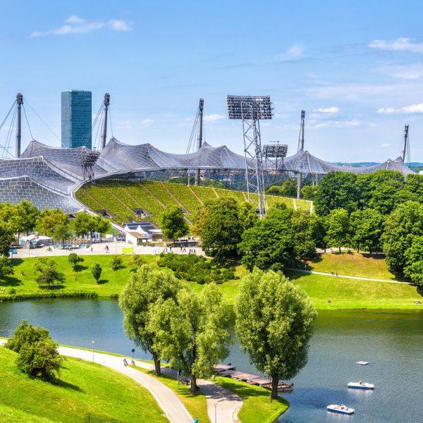 Ausflugstipp: Zeltdachtour auf dem Dach des Olympiastadions